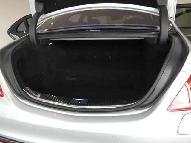 S550プラグインハイブリッドロング AMGライン 希少ショーファーPKG パノラミックスライディングルーフ ブラックレザー レーダーセーフティPKG ヘッドアップディスプレイ 純正HDDナビ 地デジ 360°カメラ 専用19AW 禁煙車(20枚目)