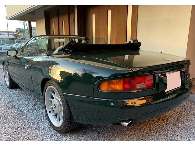 「アストンマーティン」「アストンマーティン DB7」「オープンカー」「神奈川県」の中古車4