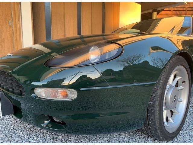 「アストンマーティン」「アストンマーティン DB7」「オープンカー」「神奈川県」の中古車5