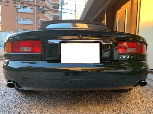 「アストンマーティン」「アストンマーティン DB7」「オープンカー」「神奈川県」の中古車8