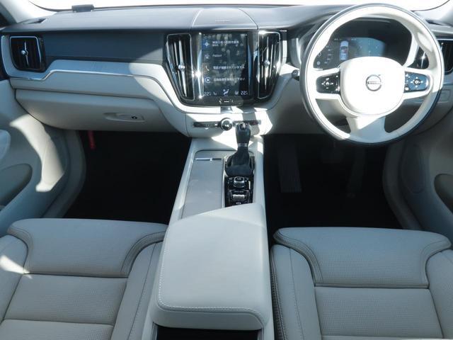 D4 AWD インスクリプション インテリセーフ 白革 360度ビューカメラ マッサージ機能付きパワーシート リアシートヒーター ドライブモード選択 パイロットアシスト 9インチタッチ画面(2枚目)