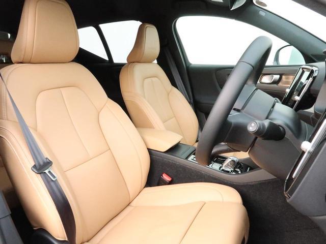 T4 AWD インスクリプション 認定中古車 アンバーレザーシート harman/kardon 9インチ純正ナビ 360°ビュー ステアリング&シートヒーター パイロットアシスト 純正19インチアルミホイール クリスタルシフトノブ(12枚目)