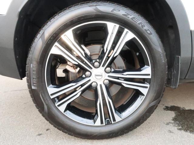 T4 AWD インスクリプション 認定中古車 アンバーレザーシート harman/kardon 9インチ純正ナビ 360°ビュー ステアリング&シートヒーター パイロットアシスト 純正19インチアルミホイール クリスタルシフトノブ(27枚目)