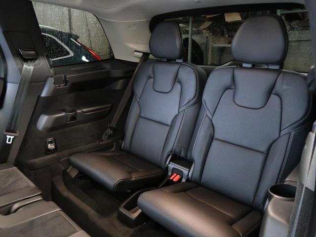 T6 AWD インスクリプション ワンオーナー 禁煙車 ブラック本革シート 9インチナビTV 360°ビューカメラ ベンチレーション&マッサージ機能付きシート メモリ機能付パワーシート インテリセーフ 純正20インチAW 7人乗り(13枚目)