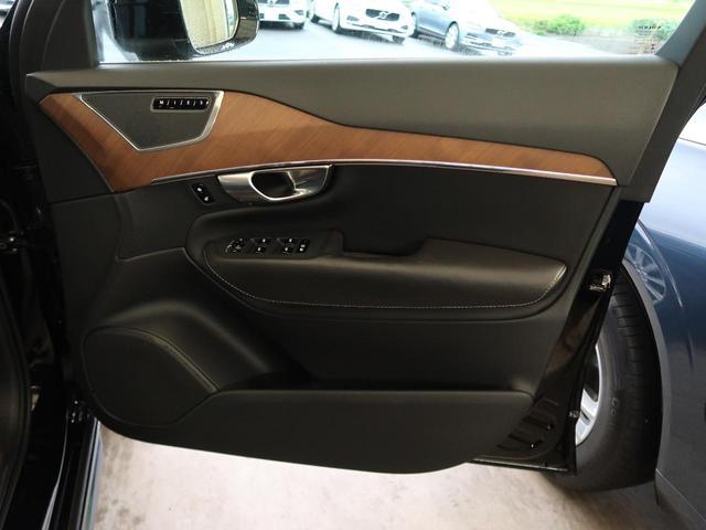 T6 AWD インスクリプション ワンオーナー 禁煙車 ブラック本革シート 9インチナビTV 360°ビューカメラ ベンチレーション&マッサージ機能付きシート メモリ機能付パワーシート インテリセーフ 純正20インチAW 7人乗り(38枚目)