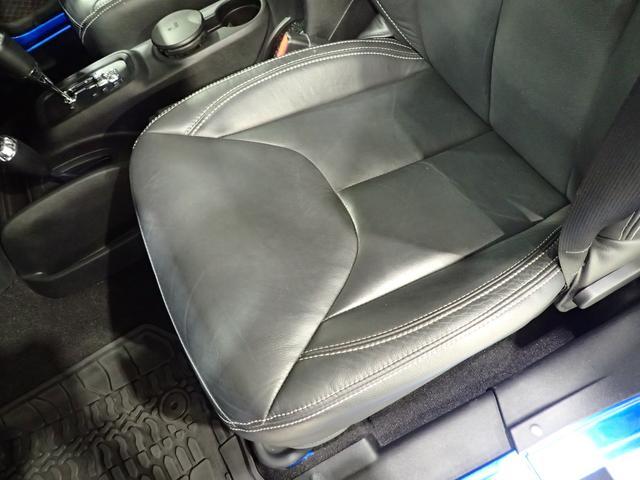 サハラ ブラックレザーシート シートヒーター 認定中古保証1年付帯(7枚目)