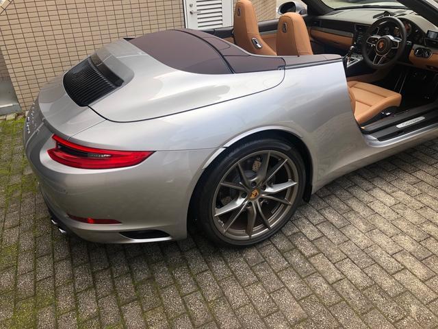 911カレラ カブリオレ ワンオーナー 正規D車(8枚目)