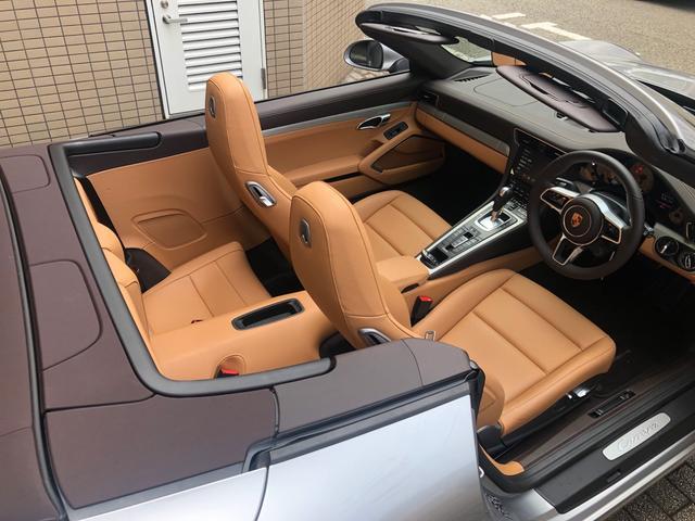 911カレラ カブリオレ ワンオーナー 正規D車(14枚目)