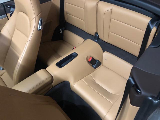 911カレラ カブリオレ ワンオーナー 正規D車(17枚目)