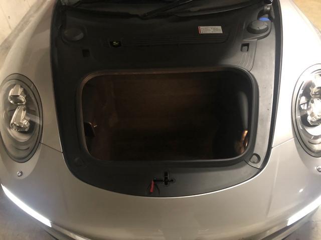 911カレラ カブリオレ ワンオーナー 正規D車(18枚目)