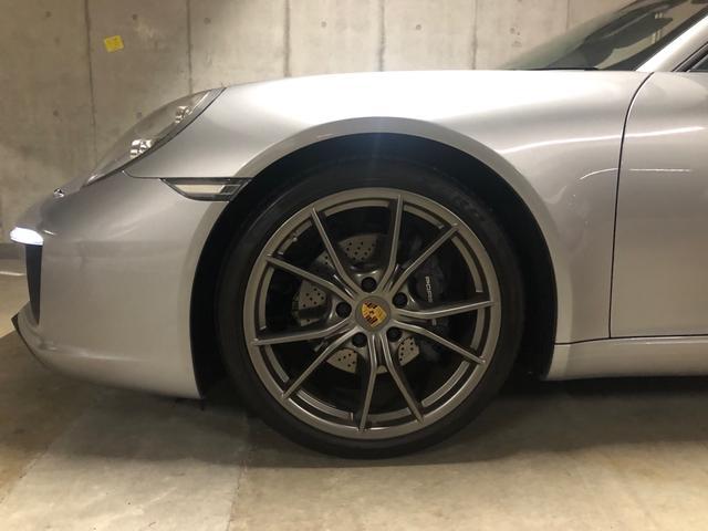 911カレラ カブリオレ ワンオーナー 正規D車(20枚目)