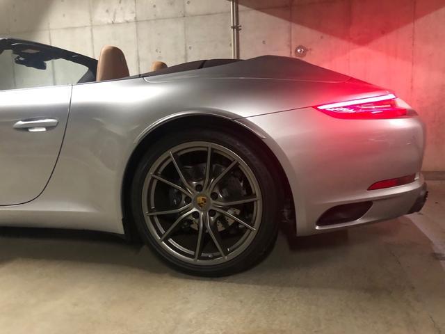 911カレラ カブリオレ ワンオーナー 正規D車(21枚目)