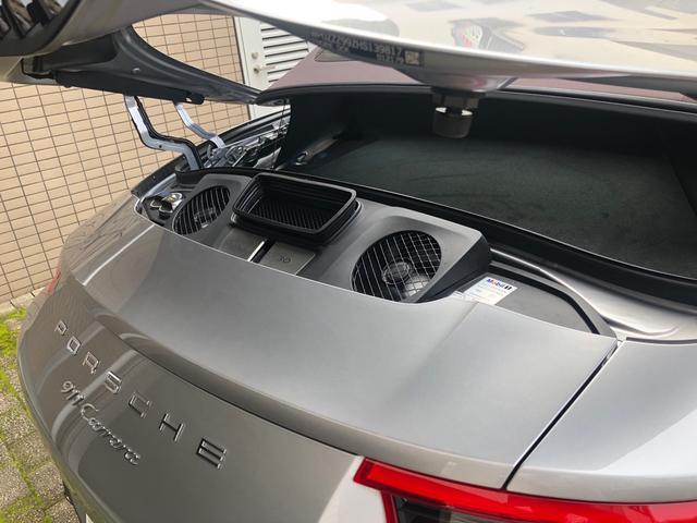 911カレラ カブリオレ ワンオーナー 正規D車(23枚目)