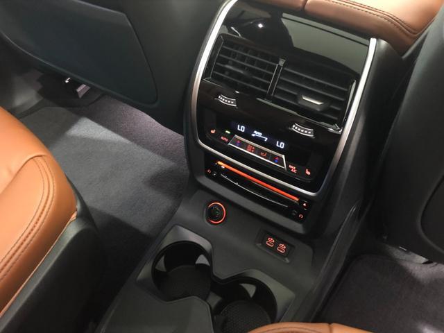 M50i サンルーフ 弊社デモカー 禁煙車 6人乗 リアシートディスプレイ ブラウンレザーシート フルセグTV 21インチAW エアサスペンション ハーマンカードンスピーカー ステアリングヒーター(38枚目)