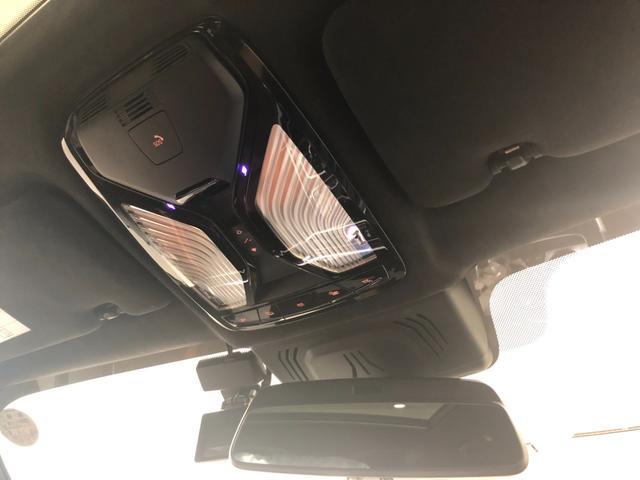 M50i サンルーフ 弊社デモカー 禁煙車 6人乗 リアシートディスプレイ ブラウンレザーシート フルセグTV 21インチAW エアサスペンション ハーマンカードンスピーカー ステアリングヒーター(44枚目)