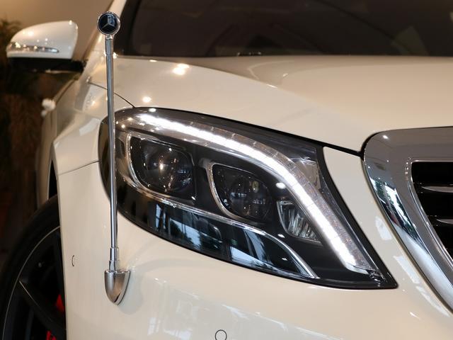 S63 AMG 4マチックロング AMGダイナミックPKG ファーストクラスPKG V8ツインターボ パノラマSR 黒革 全席シートヒーター&ベンチレーター HDDナビ Burmester リアエンター 全周カメラ&ナイトビューHUD RSP 純正20AW(4枚目)