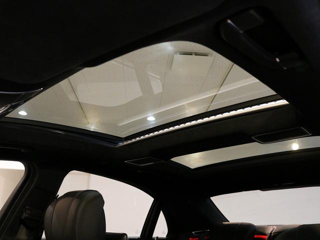 S63 AMG 4マチックロング AMGダイナミックPKG ファーストクラスPKG V8ツインターボ パノラマSR 黒革 全席シートヒーター&ベンチレーター HDDナビ Burmester リアエンター 全周カメラ&ナイトビューHUD RSP 純正20AW(8枚目)