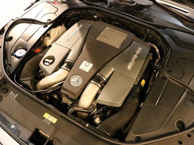 S63 AMG 4マチックロング AMGダイナミックPKG ファーストクラスPKG V8ツインターボ パノラマSR 黒革 全席シートヒーター&ベンチレーター HDDナビ Burmester リアエンター 全周カメラ&ナイトビューHUD RSP 純正20AW(20枚目)