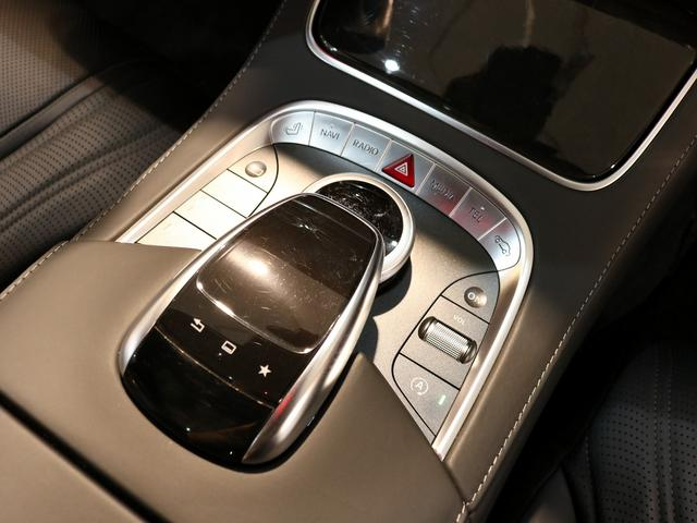 S63 AMG 4マチックロング AMGダイナミックPKG ファーストクラスPKG V8ツインターボ パノラマSR 黒革 全席シートヒーター&ベンチレーター HDDナビ Burmester リアエンター 全周カメラ&ナイトビューHUD RSP 純正20AW(29枚目)