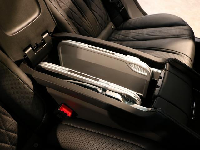 S63 AMG 4マチックロング AMGダイナミックPKG ファーストクラスPKG V8ツインターボ パノラマSR 黒革 全席シートヒーター&ベンチレーター HDDナビ Burmester リアエンター 全周カメラ&ナイトビューHUD RSP 純正20AW(39枚目)