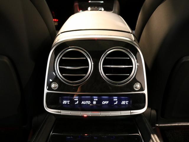 S63 AMG 4マチックロング AMGダイナミックPKG ファーストクラスPKG V8ツインターボ パノラマSR 黒革 全席シートヒーター&ベンチレーター HDDナビ Burmester リアエンター 全周カメラ&ナイトビューHUD RSP 純正20AW(41枚目)