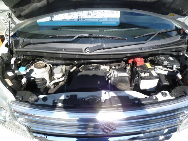 XSターボ 両側パワースライド スマートキー ナビ 地デジ 革調カバージ ワンオーナー車(7枚目)
