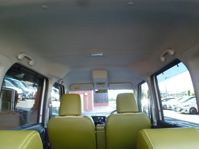 XSターボ 両側パワースライド スマートキー ナビ 地デジ 革調カバージ ワンオーナー車(12枚目)
