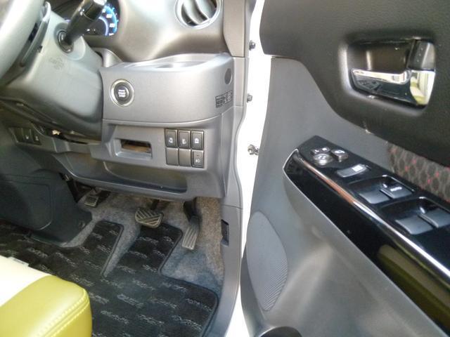 XSターボ 両側パワースライド スマートキー ナビ 地デジ 革調カバージ ワンオーナー車(15枚目)