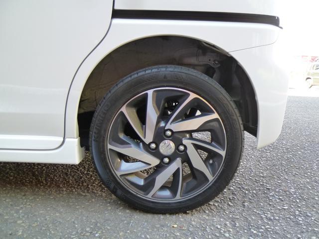 XSターボ 両側パワースライド スマートキー ナビ 地デジ 革調カバージ ワンオーナー車(20枚目)