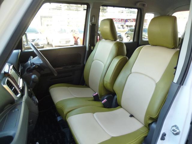 XSターボ 両側パワースライド スマートキー ナビ 地デジ 革調カバージ ワンオーナー車(26枚目)