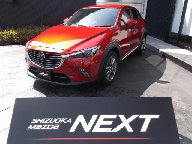 マツダ XDノーブルブラウン 特別仕様車 18インチ高輝度ダーク塗装