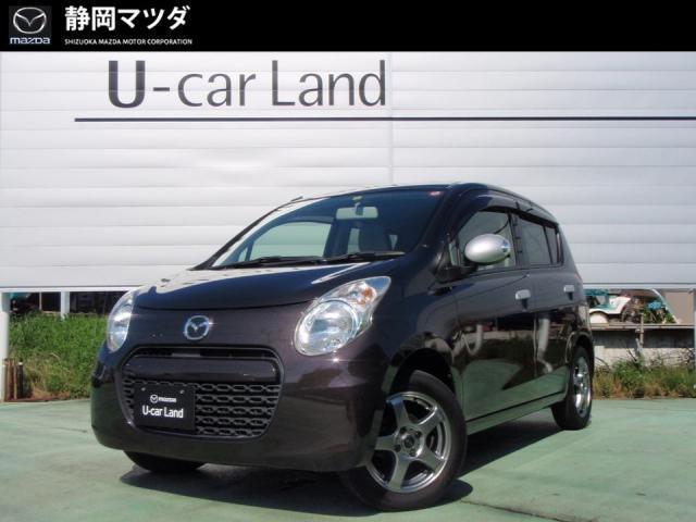 マツダ ECO-X オーディオデッキ ダイヤルエアコン CVT アド