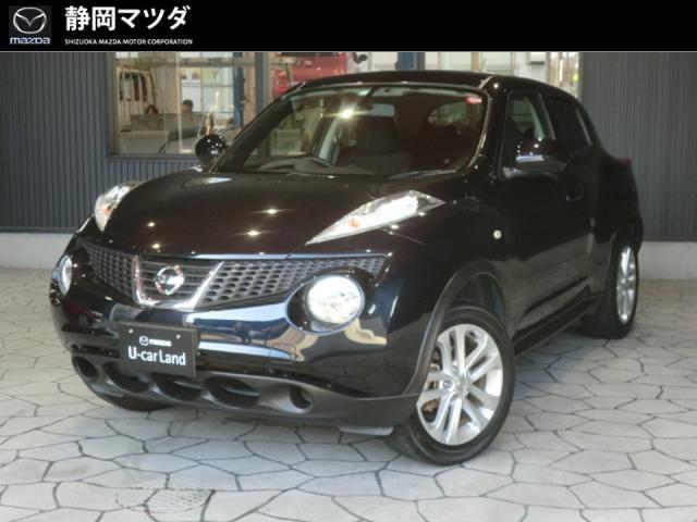 「日産」「ジューク」「SUV・クロカン」「静岡県」の中古車