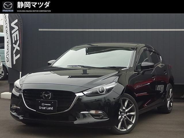 マツダ 15XDL-PKG ブラックレザーシート シートヒーター パ