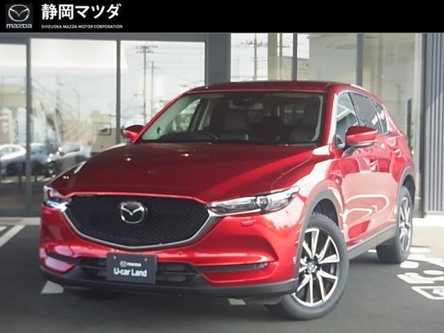 マツダ CX-5 XD L-PKG 【サポカー補助金対象車】4WD・CD/DV