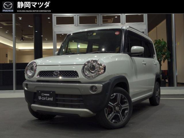 「マツダ」「フレアクロスオーバー」「コンパクトカー」「静岡県」の中古車