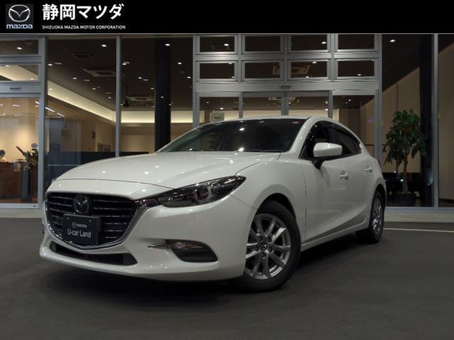 「マツダ」「アクセラスポーツ」「コンパクトカー」「静岡県」の中古車