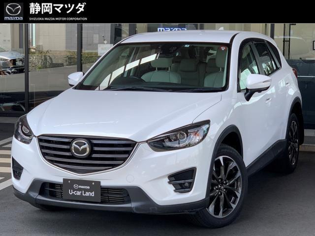 「マツダ」「CX-5」「SUV・クロカン」「静岡県」の中古車