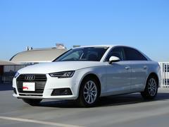 アウディ A42.0TFSI 2016モデル 認定中古車