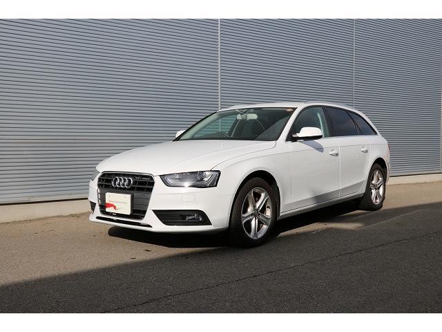 アウディ 2.0TFSI Audi認定中古車 認定中古車保証