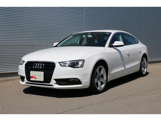 アウディ 2.0TFSIクワトロ Audi認定中古車 認定中古車保証