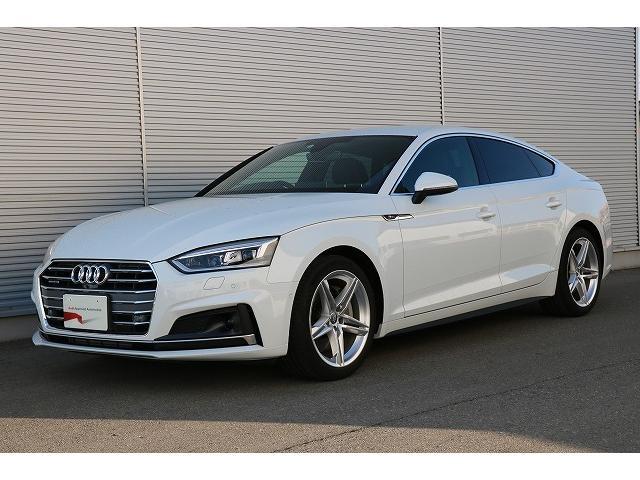 2.0TFSIクワトロ スポーツ Audi認定中古車(1枚目)