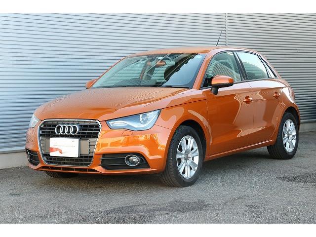 アウディ 1.4TFSI Audi認定中古車 Approved