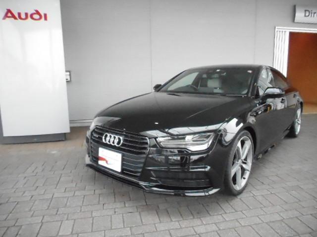 「アウディ」「A7スポーツバック」「セダン」「新潟県」「Audi長岡」の中古車