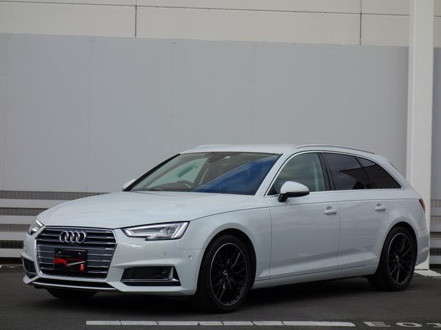 アウディ 35TFSIスポーツ ブラックエレガンス 認定中古車