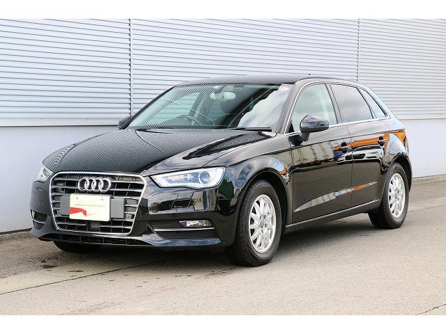 アウディ スポーツバック1.4TFSI  Audi認定中古車
