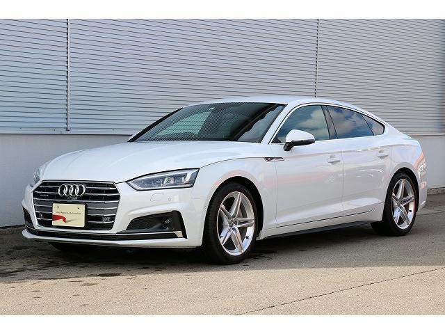 アウディ 45TFSIクワトロ スポーツ Audi認定中古車