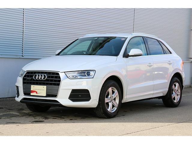 2.0TFSIクワトロ180PS Audi認定中古車(1枚目)