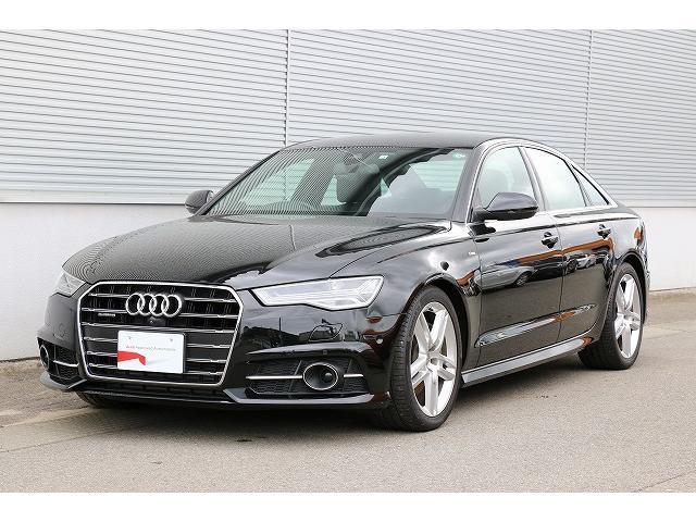 アウディ 2.0TFSIクワトロ Audi認定中古車 Audi正規ディーラー