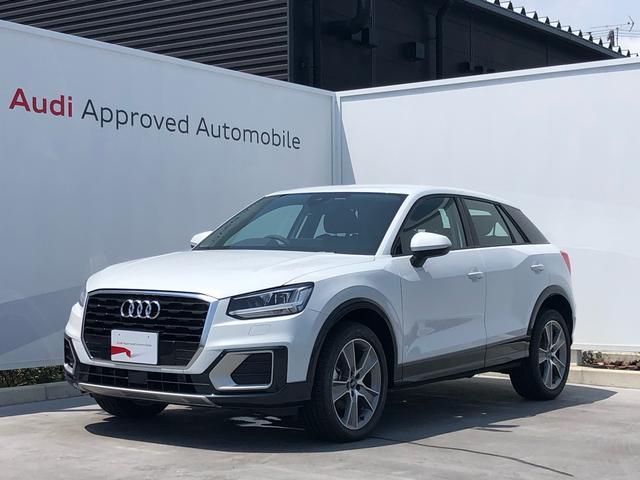アウディ Q2 30TFSIスポーツ アシスタンスパッケージ ナビゲーションパッケージ アロイホイール アウディプレセンスベーシック Audi connect 8スピーカー アウディプレセンスベーシック